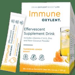 Oxylent Immune Tangerine Lemon 30 packets VT2444