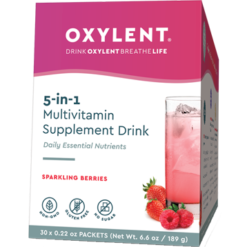 Oxylent Oxylent Sparkling Berries 30 packets VT2017