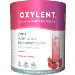 Oxylent Oxylent Sparkling Berries 30 servings VT2918