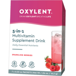 Oxylent Oxylent Sparkling Berries 7 Servings VT2710