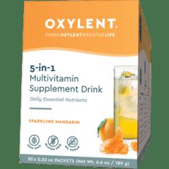 Oxylent Oxylent Sparkling Mandarin 30 packets VT2024