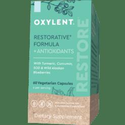 Oxylent Restorative Formula 60 vegcaps VT0261