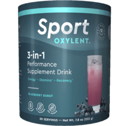 Oxylent Sport Blueberry Burst 30 servings VT2949