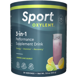 Oxylent Sport Lemon Lime Burst 30 servings VT2956