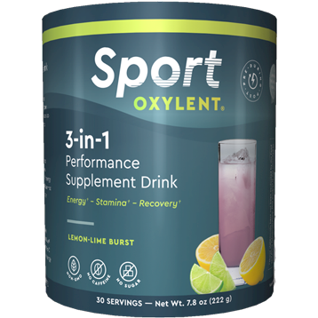 Oxylent Sport Lemon Lime Burst 30 servings VT2956