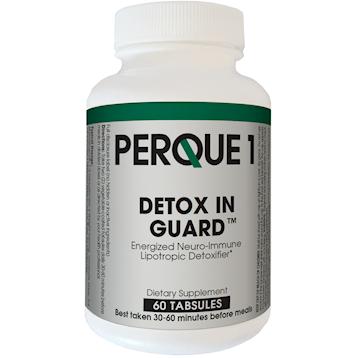PERQUE Detox IN Guard 60 tabs PERQ5