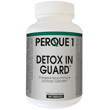 PERQUE Detox in Guard 180 tablets PERQ6