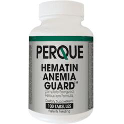 PERQUE Hematin Anemia Guard 100 tablets HEMA3
