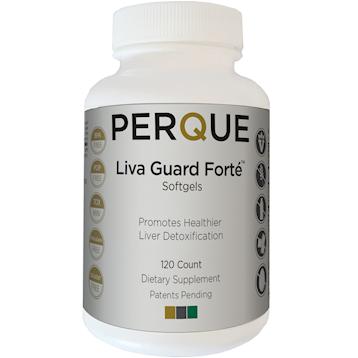PERQUE Liva Guard Forte 120 gels LIVE9