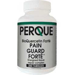 PERQUE Pain Guard Forte 250 tablets PAING