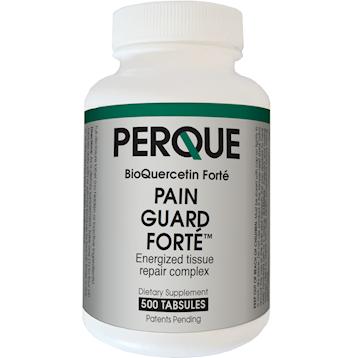 PERQUE Pain Guard Forte 500 tablets PAIN2