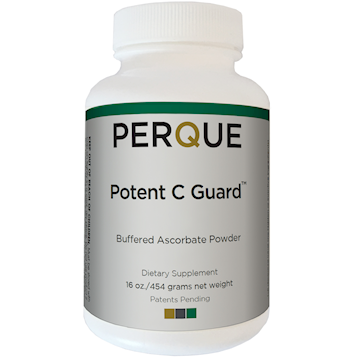 PERQUE Potent C Guard Powder 16 oz PERQ4