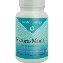 Pacific BioLogic Natura Mune 2 120 vcaps P02652