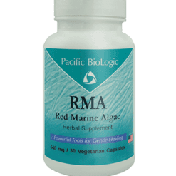 Pacific BioLogic RMA Red Marine Algae 540 mg 30 vcaps REDMA