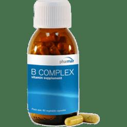 Pharmax B Complex 60 caps BCO32