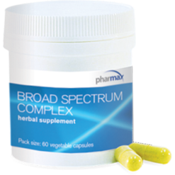 Pharmax Broad Spectrum Complex 60 vcaps BRO23