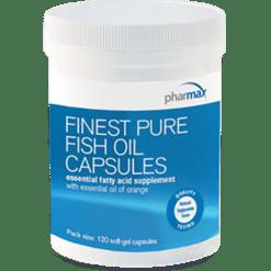 Pharmax Finest Pure Fish Oil 120 softgels FINE4