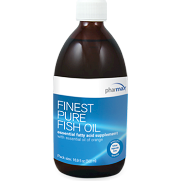 Pharmax Finest Pure Fish Oil 500 ml FINE9