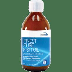 Pharmax Finest Pure Fish Oil Plant Ster 10.1 oz FINE5