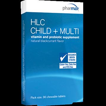 Pharmax HLC Child Multi 30 tabs PB243