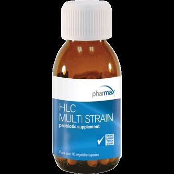Pharmax HLC Multi Strain 60 vegcaps PH5805