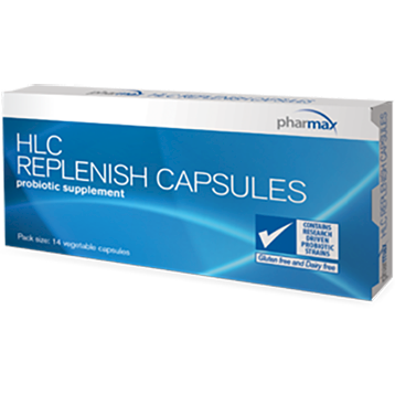 Pharmax HLC Replenish 14 capsules SE3207