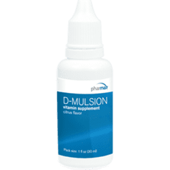 Pharmax d Mulsion Citrus Flavor 1 fl oz VM503