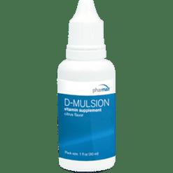 Pharmax d Mulsion Citrus Flavor 1 fl oz VM503