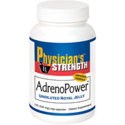 Physicians Strength AdrenoPower 120 vegetarian capsules ADR11
