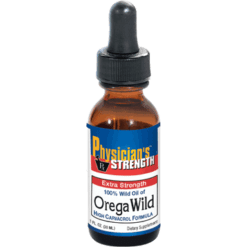 Physicians Strength Extra Strength OregaWild 30 ml OREG6
