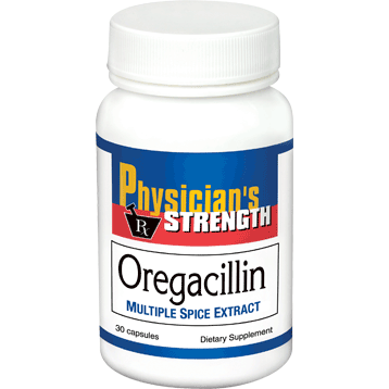 Physicians Strength Oregacillin 450 mg 30 capsules ORE18