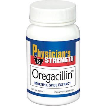 Physicians Strength Oregacillin 450 mg 90 capsules ORE33