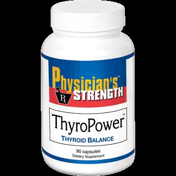 Physicians Strength ThyroPower 90 caps THY66