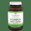 Pioneer B Complex Stress Formula 120 vegetarian tablets BCO14