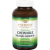 Pioneer Chewable Adult Multi Vitamin Fruit 180 chewables CHEW4