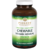 Pioneer Chewable Vitamin Iron Free 180 chewables CHEW8