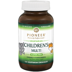 Pioneer Children039s Multi Vitamin 120 chew CHI44