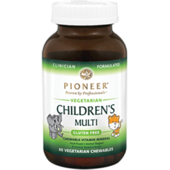 Pioneer Childrens Multi Vitamin 60 Veg Chews CHI43