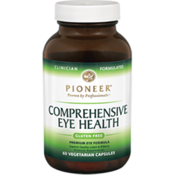 Pioneer Comprehensive Eye Health 120 vegetarian capsules EYEHE