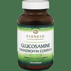 Pioneer Glucosamine Chondroitin Complex 120 capsules GL113