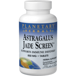 Planetary Herbals Astragalus Jade Screen 100 tablets PF0154