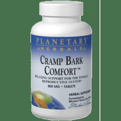 Planetary Herbals Cramp Bark Comfort™ 60 tabs PF0017