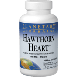Planetary Herbals Hawthorn Heart™ 60 tabs PF0007