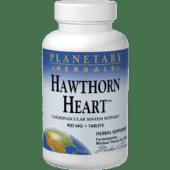 Planetary Herbals Hawthorn Heart™ 60 tabs PF0007