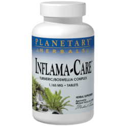 Planetary Herbals Inflama Care 60 tablets PF0655