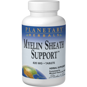 Planetary Herbals Myelin Sheath Support 180 tablets PF0472