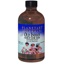 Planetary Herbals Old Indian Syrup for Kids 4 oz PF0607