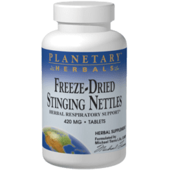 Planetary Herbals Stinging Nettles Freeze Dried 60 tablets PF0476
