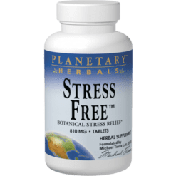 Planetary Herbals Stress Free™ 60 tabs PF0008