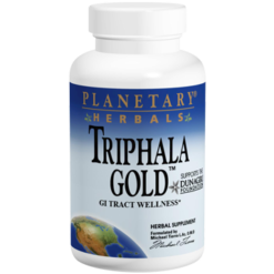 Planetary Herbals Triphala Gold 1000mg 60 tabs PF0510